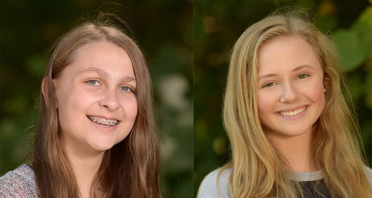 Two CDS Juniors Selected for Governor's School of North Carolina