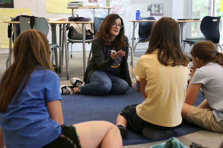 Writing bravely: Young CDS students hear from author Amy Cherrix