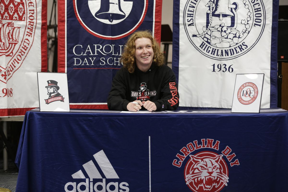 CDS senior Jacob Allen signs to swim at Davis & Elkins College