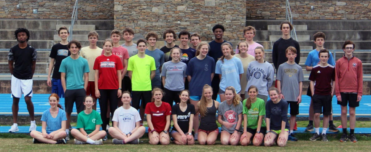 Carolina Day Track and Field Heads to State Championships