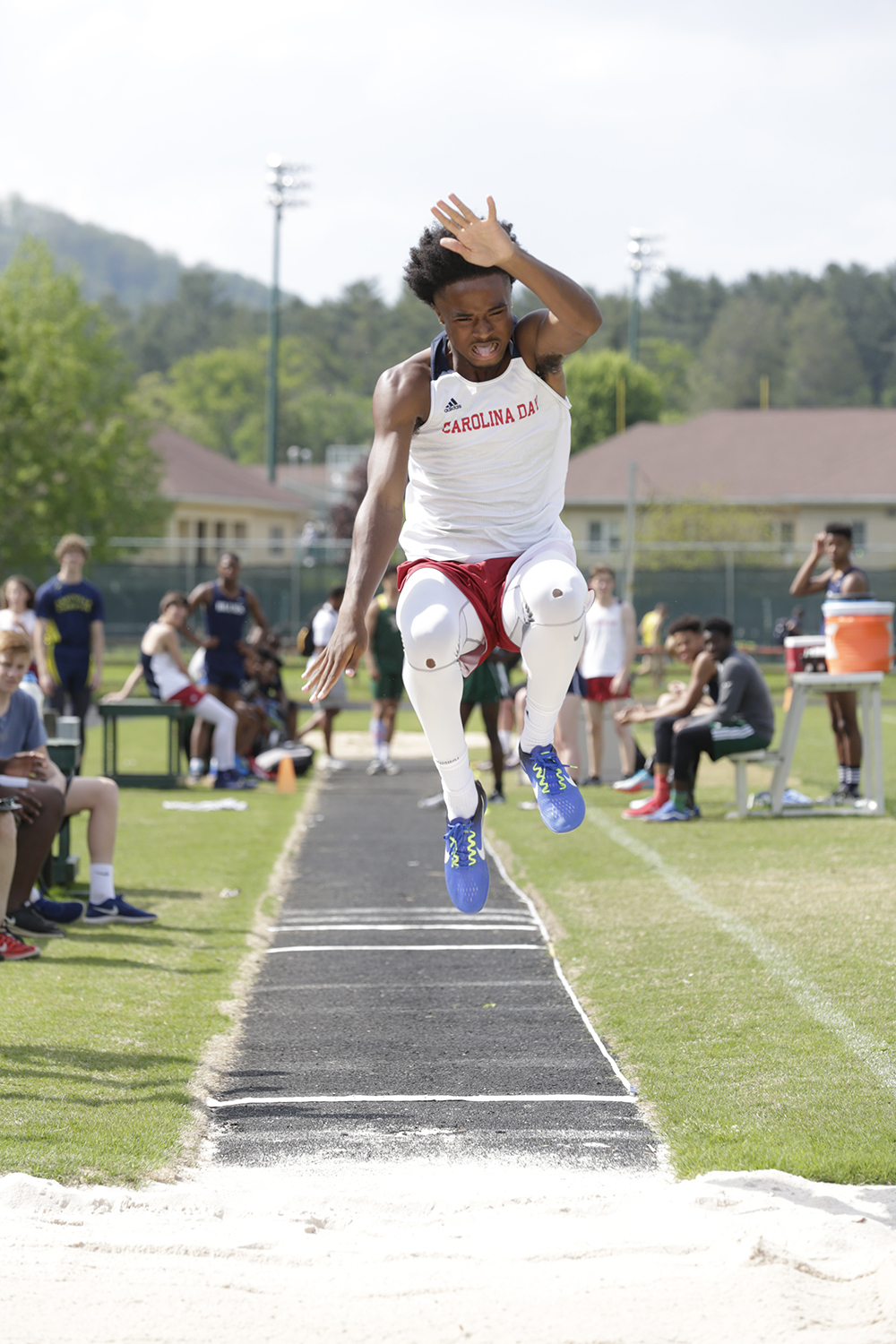 Carolina Day School Rising Senior Lee Langstaff Named an NCISAA Track and Field Athlete of the Year
