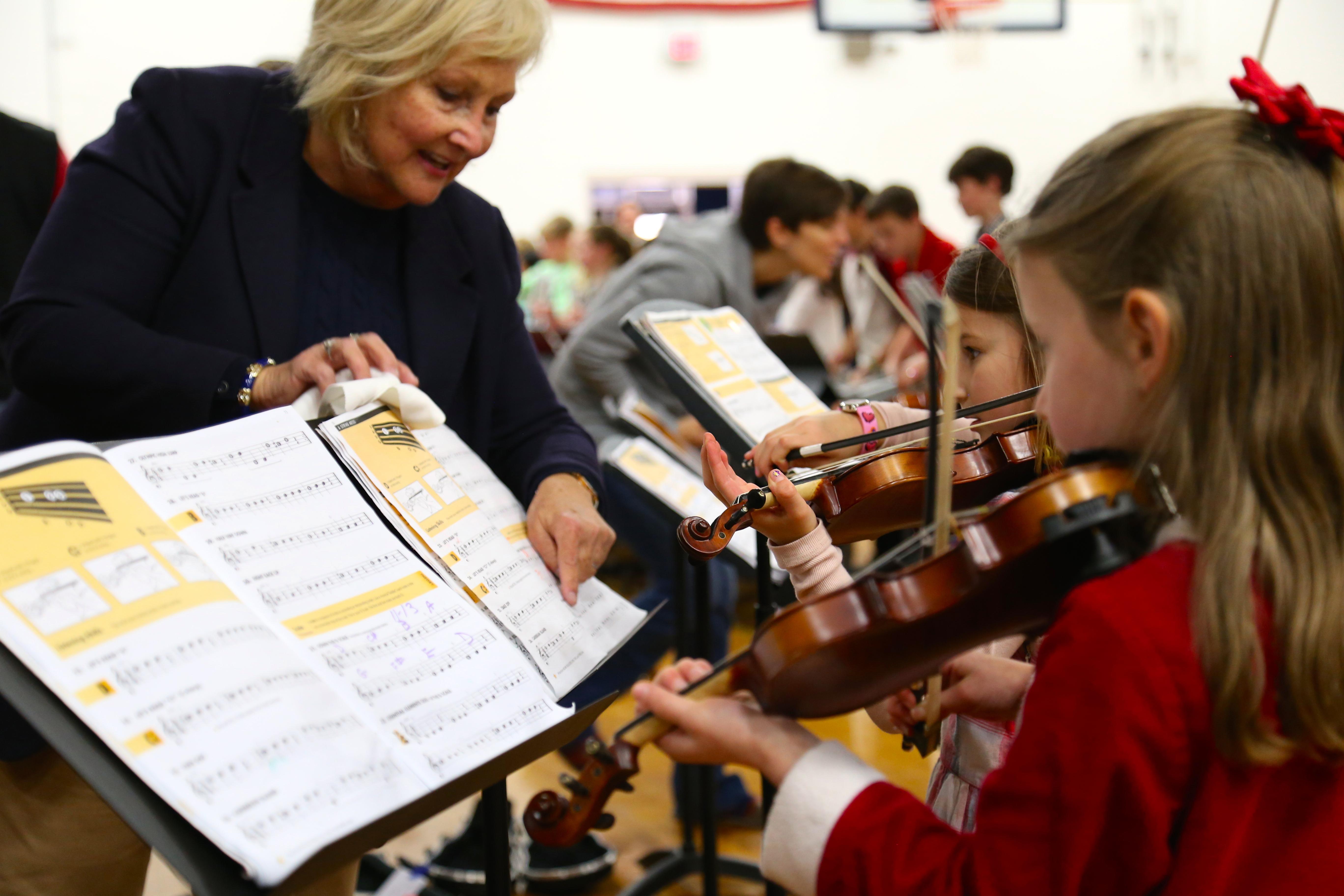 Carolina Day School Lower School Curriculum Progression