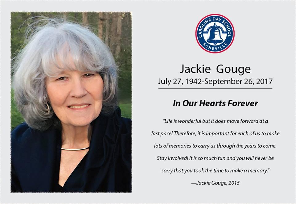 Jackie Gouge